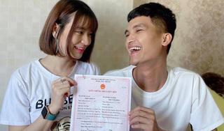 Vợ chồng Mạc Văn Khoa chính thức đón con gái đầu lòng