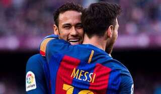 Neymar: 'Tôi muốn chơi bóng với Messi vào năm tới'