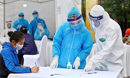 Nóng: Thông tin về 2 trường hợp dương tính với Covid-19 ở Hà Nội