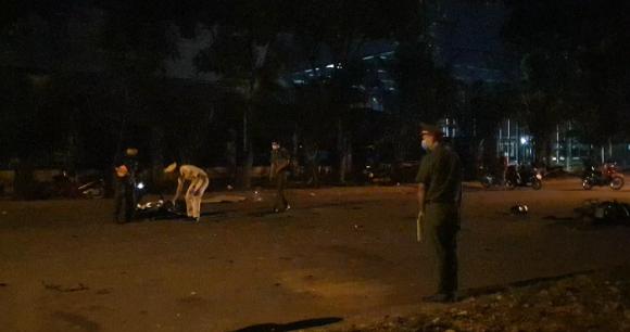 Hai xe máy tông nhau kinh hoàng, 2 người tử vong tại chỗ
