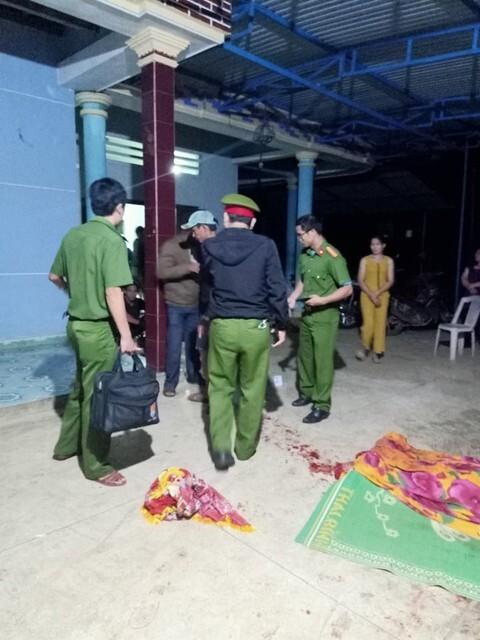 Phát hiện thi thể nghi là đối tượng gây ra vụ nổ súng khiến 4 người thương vong ở Quảng Nam