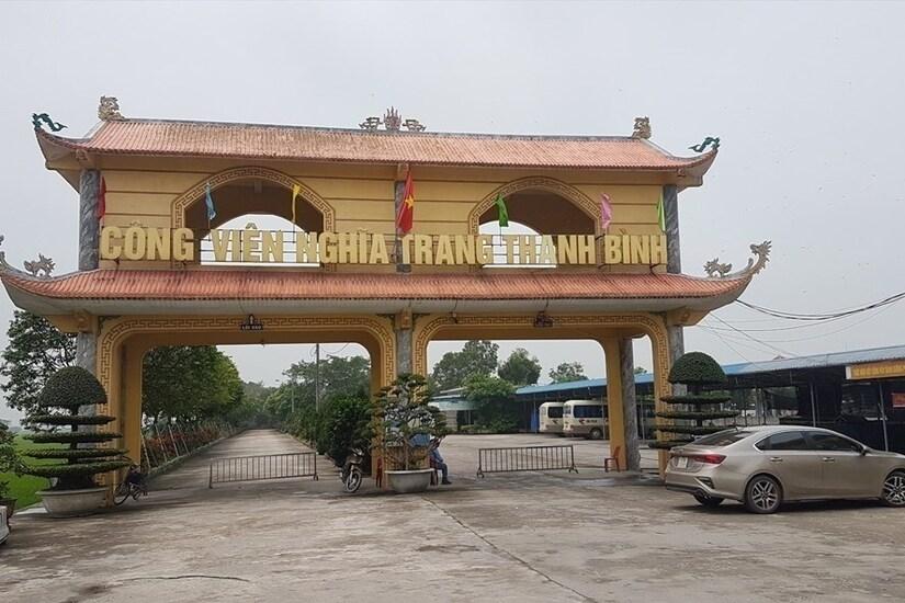 Sắp xét xử vụ ăn chặn tiền hỏa táng ở Nam Định