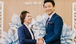 Diễn viên Quý Bình sắp lên xe hoa cùng bạn gái doanh nhân