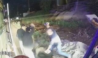 Tài xế xe khách bị nhóm người từ xe khách khác chặn đánh trong đêm