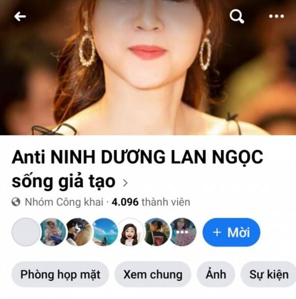 Group kêu gọi tẩy chay Linh Chi, Lan Ngọc, Ngọc Trinh có số lượng thành viên tăng chóng mặt