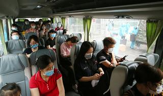 Quảng Bình phát hiện 1 ca tái dương tính Covid-19, đi xe khách cùng 25 người
