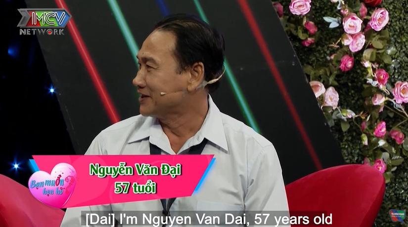Bạn muốn hẹn hò: Nam chính 57 tuổi chinh phục người phụ nữ '1 lần đò' bằng bí quyết 'lạ'