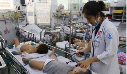 Cần Thơ: Hơn 1.800 trẻ nhập viện do mắc tay chân miệng trong vòng 1 tháng