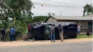 Tin tức tai nạn giao thông ngày 8/12: Va chạm với xe ô tô, 2 thanh niên đi xe máy tử vong