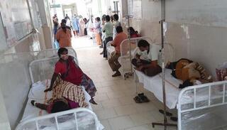 Số ca mắc căn bệnh bí ẩn tại Ấn Độ đã lên tới gần 1000 người