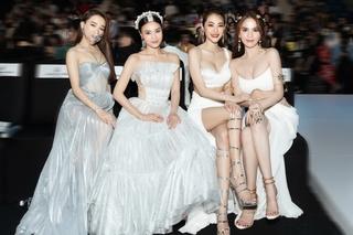 Ninh Dương Lan Ngọc bị Ngọc Trinh 'tố' chiếm chỗ của Nhã Phương trong show thời trang