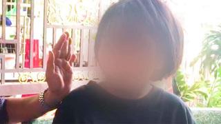 Nữ sinh bị đá vào đầu sau va chạm giao thông nghẹn ngào nước mắt khi kể lại vụ việc
