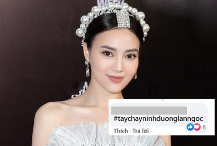 Netizen tràn vào MV của Ninh Dương Lan Ngọc yêu cầu xin lỗi Thủy Tiên