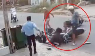 Bộ GD&ĐT đề nghị xử lý nghiêm vụ 2 nữ sinh bị đánh sau va cham giao thông