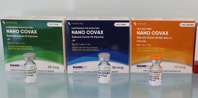 3 người đầu tiên tại Việt Nam được tiêm thử vaccine Covid-19 Nanocovax