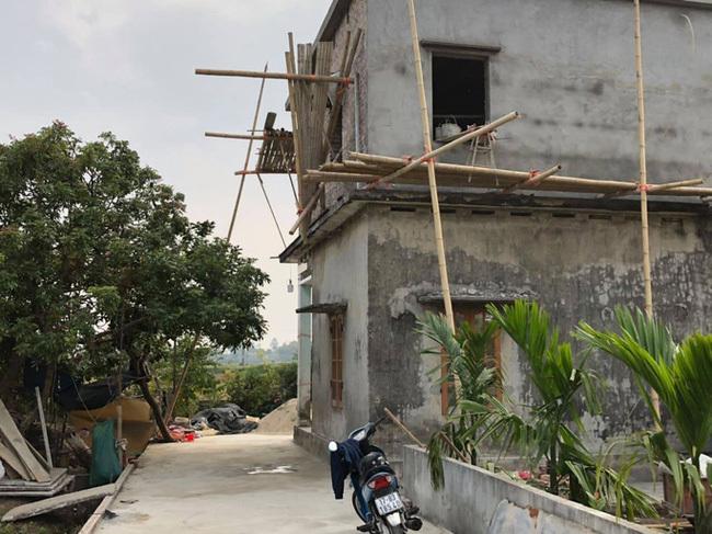 Sập giàn giáo xây dựng ở Thái Bình, 3 người tử vong