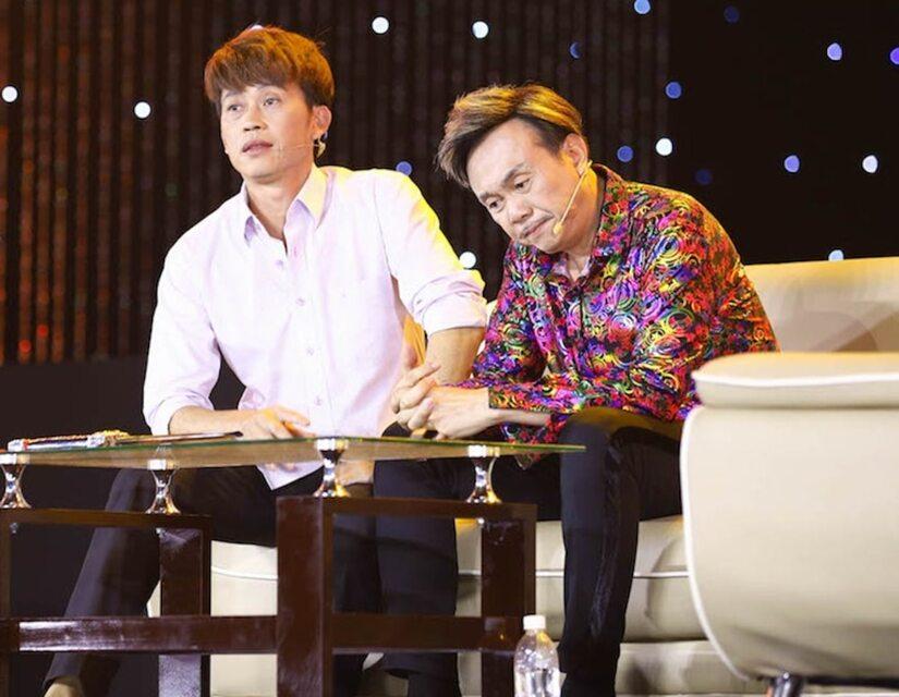 Tình bạn hơn 20 năm đáng quý của nghệ sĩ Chí Tài - Hoài Linh
