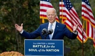 Một hạt ở Georgia không chứng nhận chiến thắng của ông Joe Biden