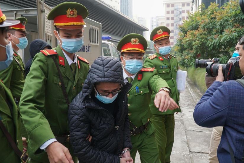Ông Nguyễn Nhật Cảm: Tôi chưa nghe thấy mình được cho bao nhiêu tiền