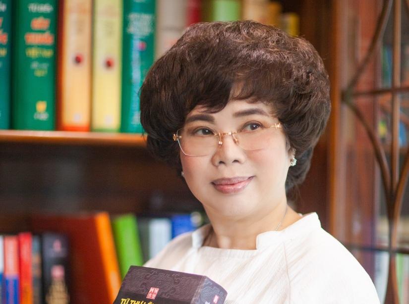 Anh hùng Lao động Thái Hương, tôi đang và sẽ làm một bếp ăn tử tế cho người Việt và cả thế giới