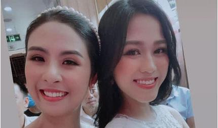 Ngọc Hân tiết lộ Hoa hậu Đỗ Thị Hà sụt 4kg từ ngày đăng quang