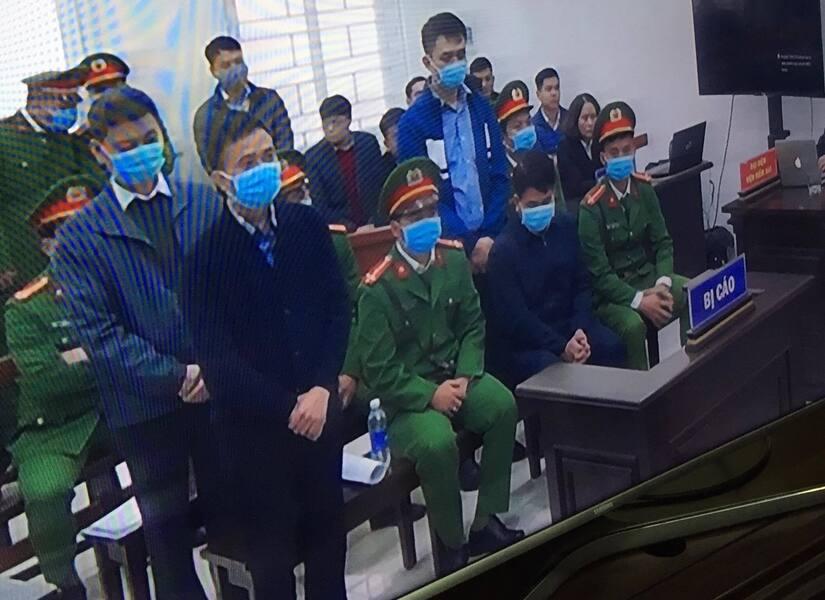 Tuyên án 5 năm tù ông Nguyễn Đức Chung về tội Chiếm đoạt tài liệu bí mật Nhà nước