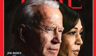 Ông Biden được tôn vinh là 'Nhân vật của năm'