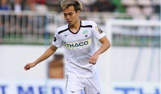 Văn Toàn lọt Top cầu thủ đắt giá nhất tuyển Việt Nam