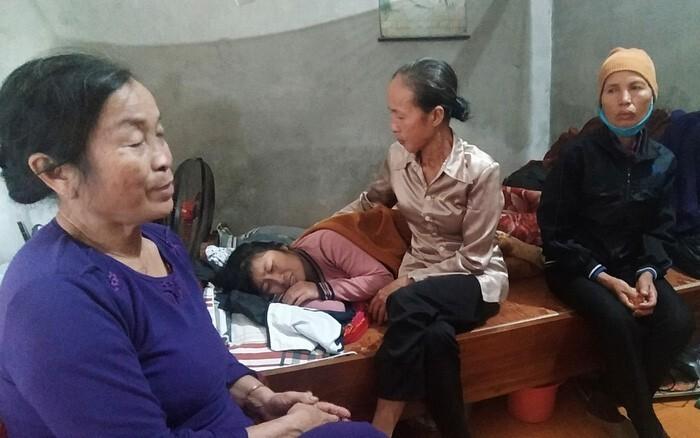 Quặn thắt nỗi lòng người mẹ có 2 con bị xe container lùi cán tử vong