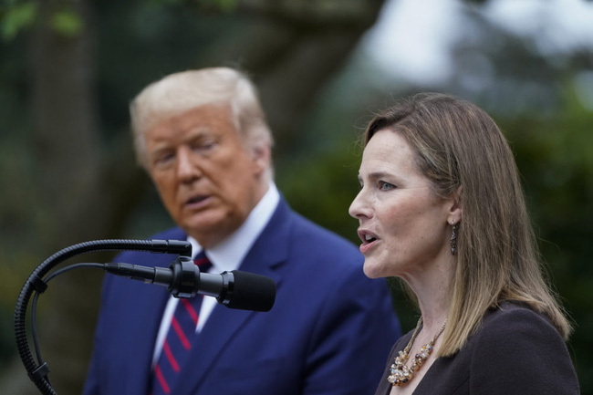 Tòa tối cao Mỹ bác đơn kiện của bang Texas, Trump hứng cú sốc lớn