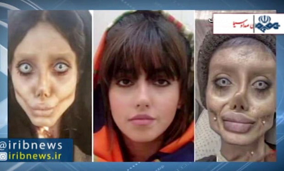 Cô gái bị phạt tù 10 năm vì chỉnh sửa mặt cho kinh dị rồi đăng lên mạng