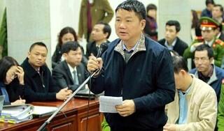 Ông Đinh La Thăng được di lý từ Hà Nội vào TP HCM để xét xử