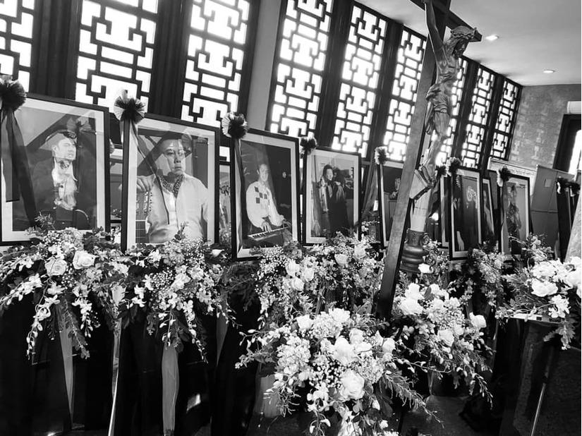 Những câu chuyện xúc động trong tang lễ của cố nghệ sĩ Chí Tài.2