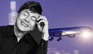 Hình ảnh chuyến bay không vé khứ hồi tiễn đưa cố nghệ sĩ Chí Tài từ Việt Nam sang Mỹ: Linh cữu sắp được đoàn tụ gia đình!