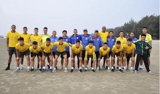 Chia tay Quảng Ninh, DNH Nam Định chuẩn bị bước vào đợt tập huấn thứ 2