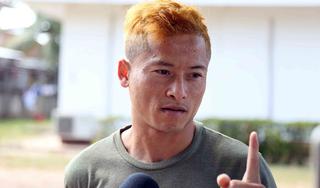 'Messi Lào' mong muốn được thi đấu ở V.League