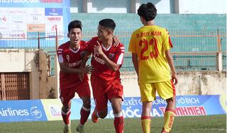 HLV SLNA đánh giá cao U21 Nam Định ở giải quốc gia