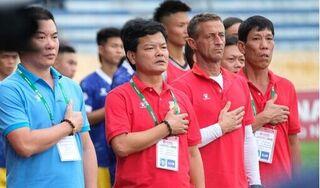 CLB DNH Nam Định bất ngờ thay đổi HLV trưởng