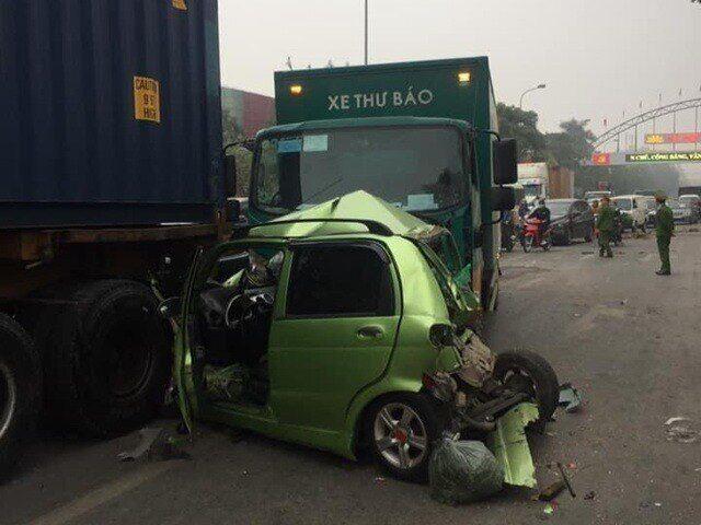 Tin tức tai nạn giao thông ngày 1