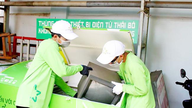 Mối nguy từ rác thải điện tử