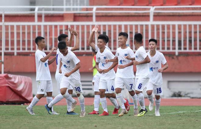 HAGL gặp kỳ phùng địch thủ ở trận mở màn U15 Cúp quốc gia