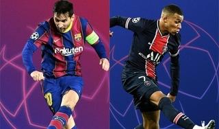 Lịch thi đấu vòng loại trực tiếp Cúp C1 2020/21: Barca so tài PSG