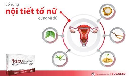 nội tiết nữ