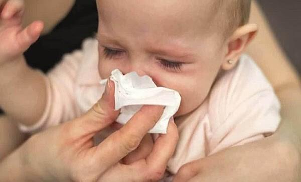 trị nghẹt mũi