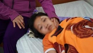 Nữ sinh lớp 7 bị đánh sau va chạm giao thông: 'Ngủ mơ thấy bị đánh'