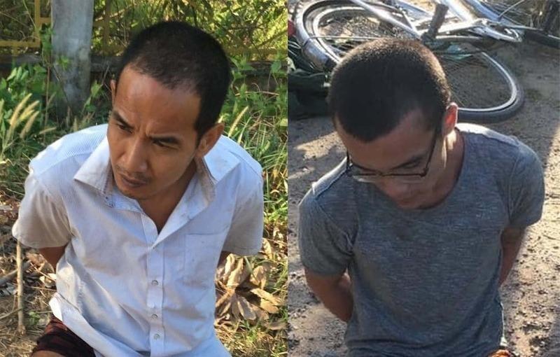 Đã bắt được 2 phạm nhân nguy hiểm trốn trại