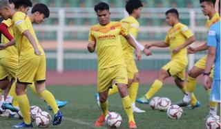 HLV Park Hang Seo triệu tập 24 cầu thủ U22 chuẩn bị đấu tuyển Việt Nam
