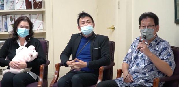 Bà xã cố nghệ sĩ Chí Tài nghẹn ngào không nói nên lời trước khi gặp chồng lần cuối