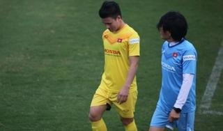 Bác sỹ Choi Ju Young báo tin vui 'Quang Hải chỉ yếu cơ, không chấn thương'