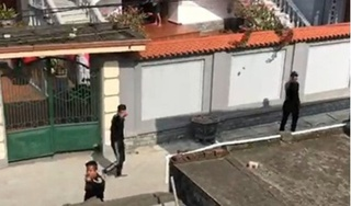 Hải Phòng: Hàng chục côn đồ mang đao kiếm đập phá nhà dân